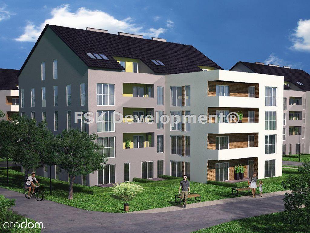 Mieszkanie, 34,73 m², Wieliczka