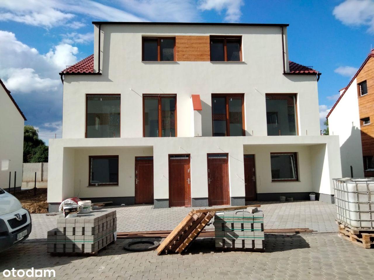 GOTOWE i WYKOŃCZONE Nowe 2poziomy balkon Legnica