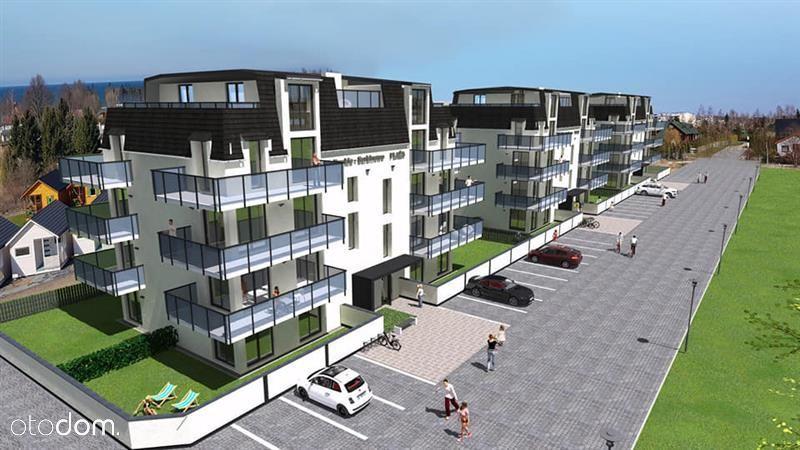 2 ostatnie apartamenty 300m do morza!