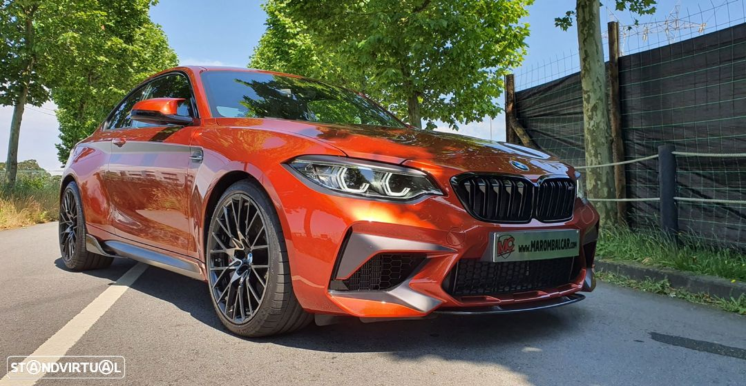 BMW M2 COMPETITION - 1