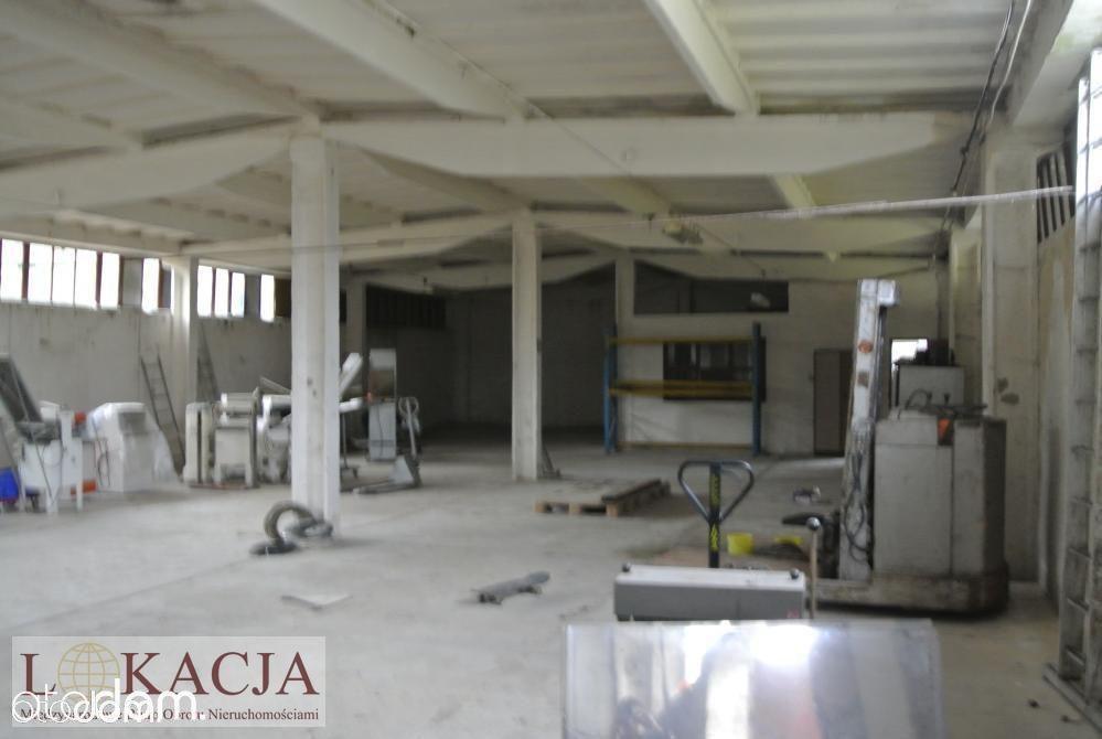Hala/Magazyn, 441 m², Brzeziny