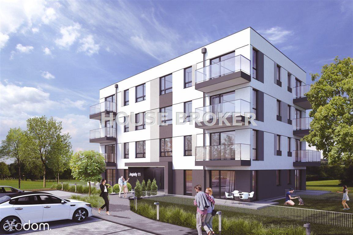 Mieszkanie, 47,65 m², Dębnica Kaszubska
