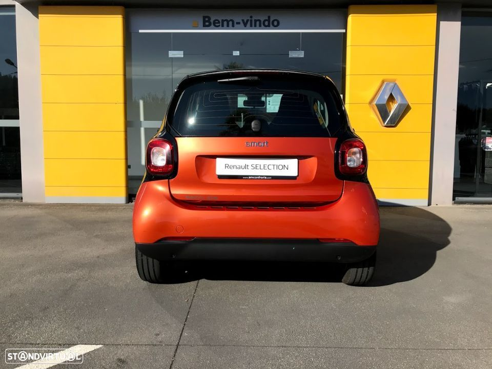 Smart ForTwo Electric Drive Passion - 8