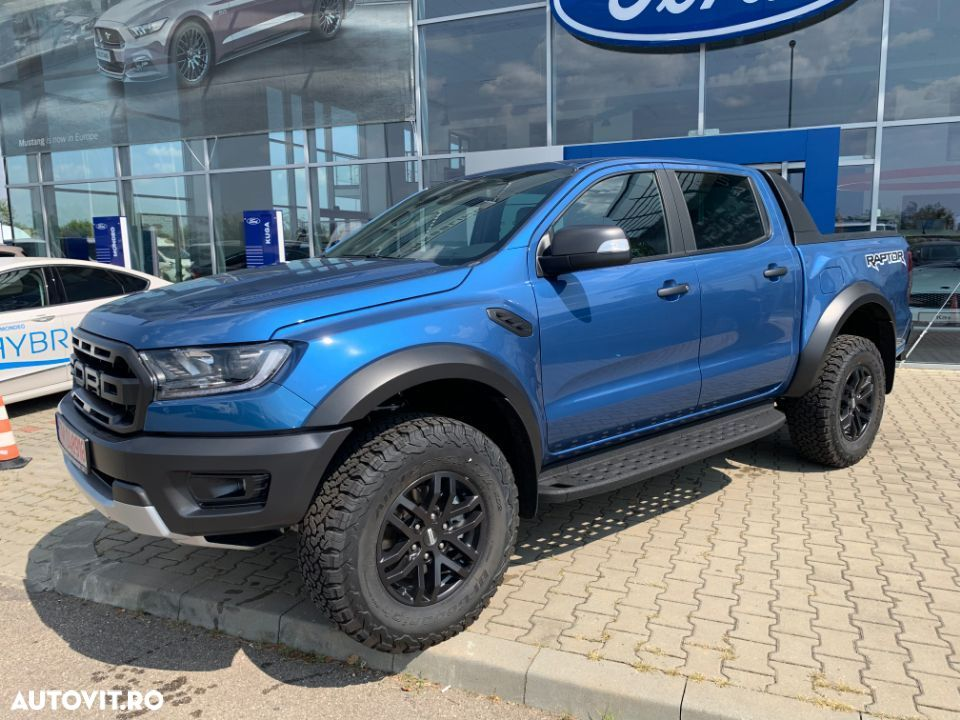 Ford Ranger Pick-Up - 22
