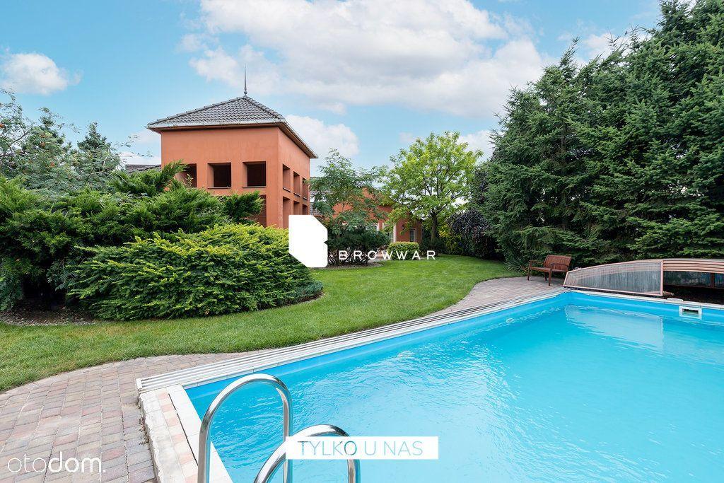 Komfortowy dom z basenem Szczepankowo