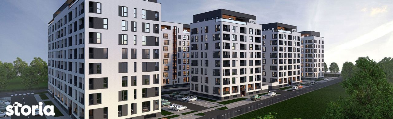 0% comision - vanzare apartamente cu 2 si 3 camere, zona VIVO