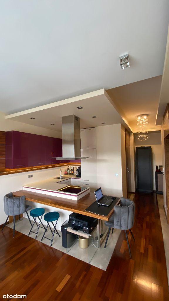 mieszkanie 40 m2 z garażem