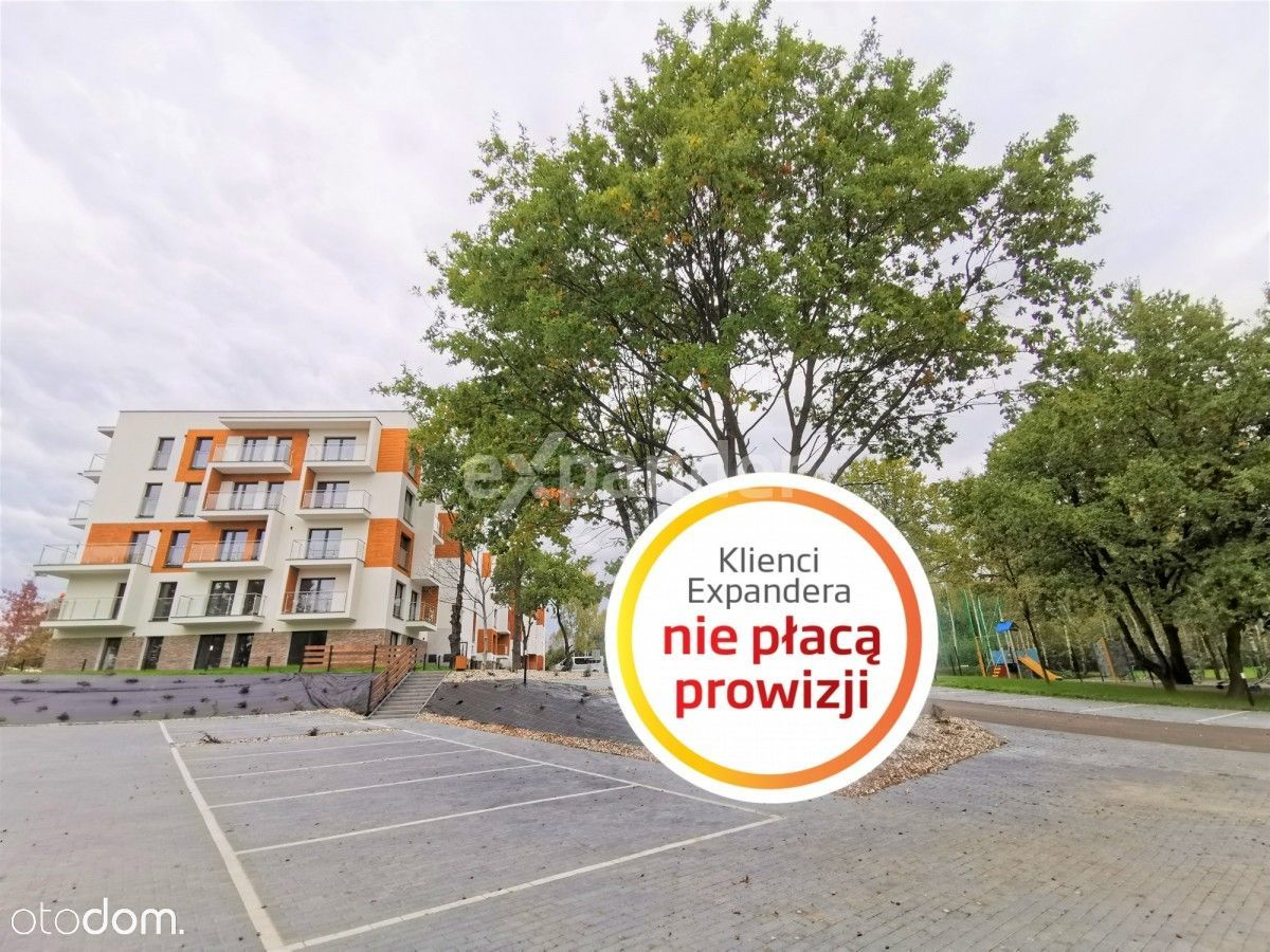 4 pokoje, granica Krakowa, taras