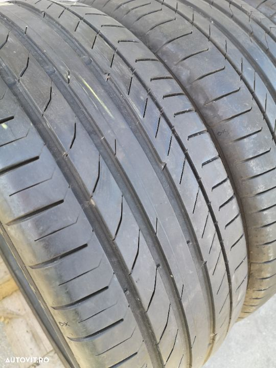 245/45 R19 CONTINENTAL SportContact 5  - 4 Anvelope SH Vara 245 45 19 - 2