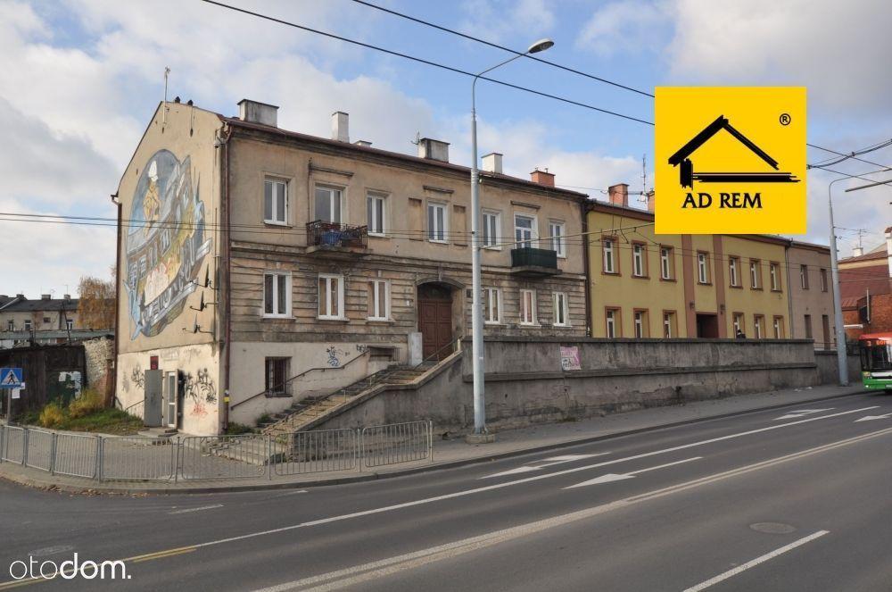 Lublin, Kunickiego, kamienica, 740 mkw