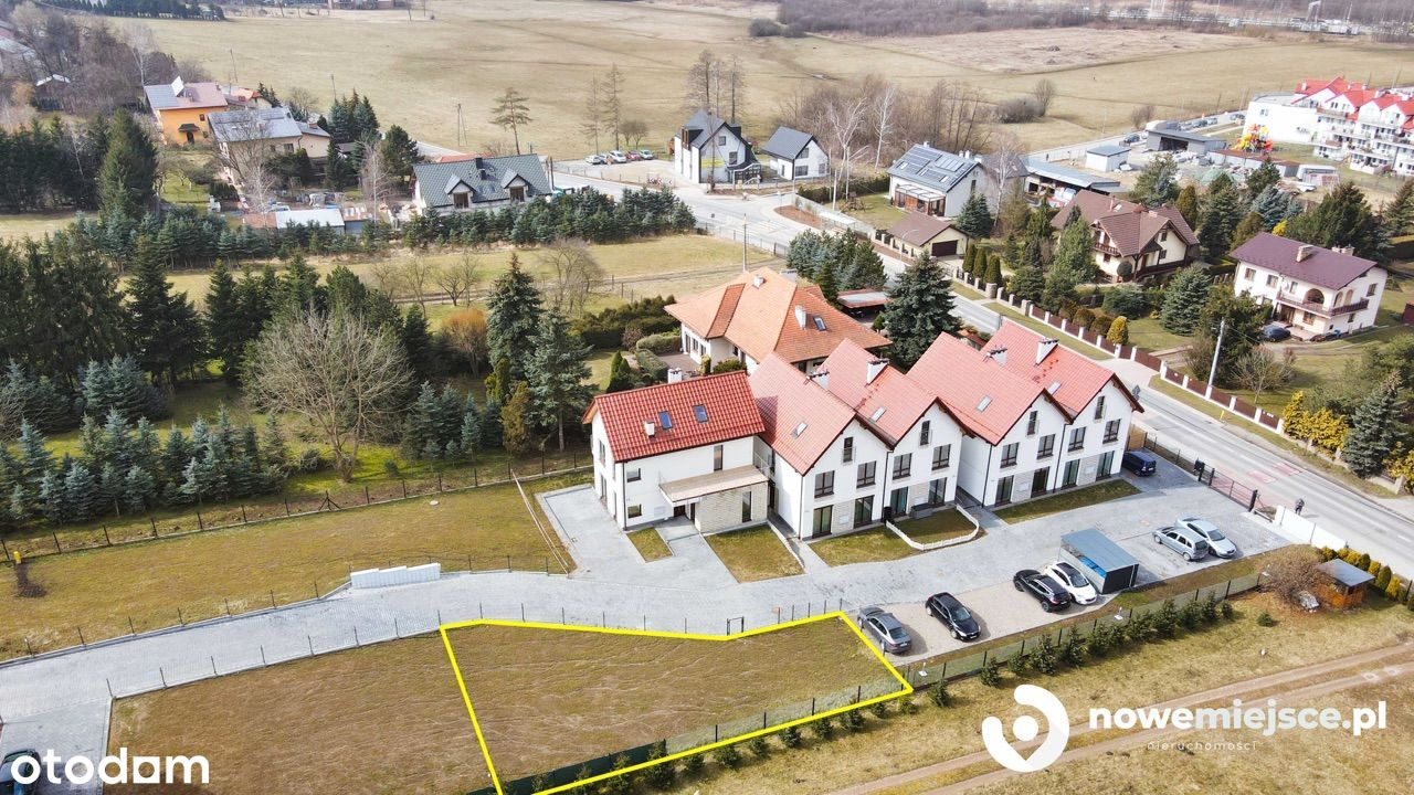 Dlaczego warto kupić to mieszkanie? Ogród 4 ar :)
