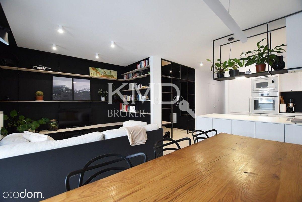 Apartament os. Botanik 40 m2 salonu wyposażone