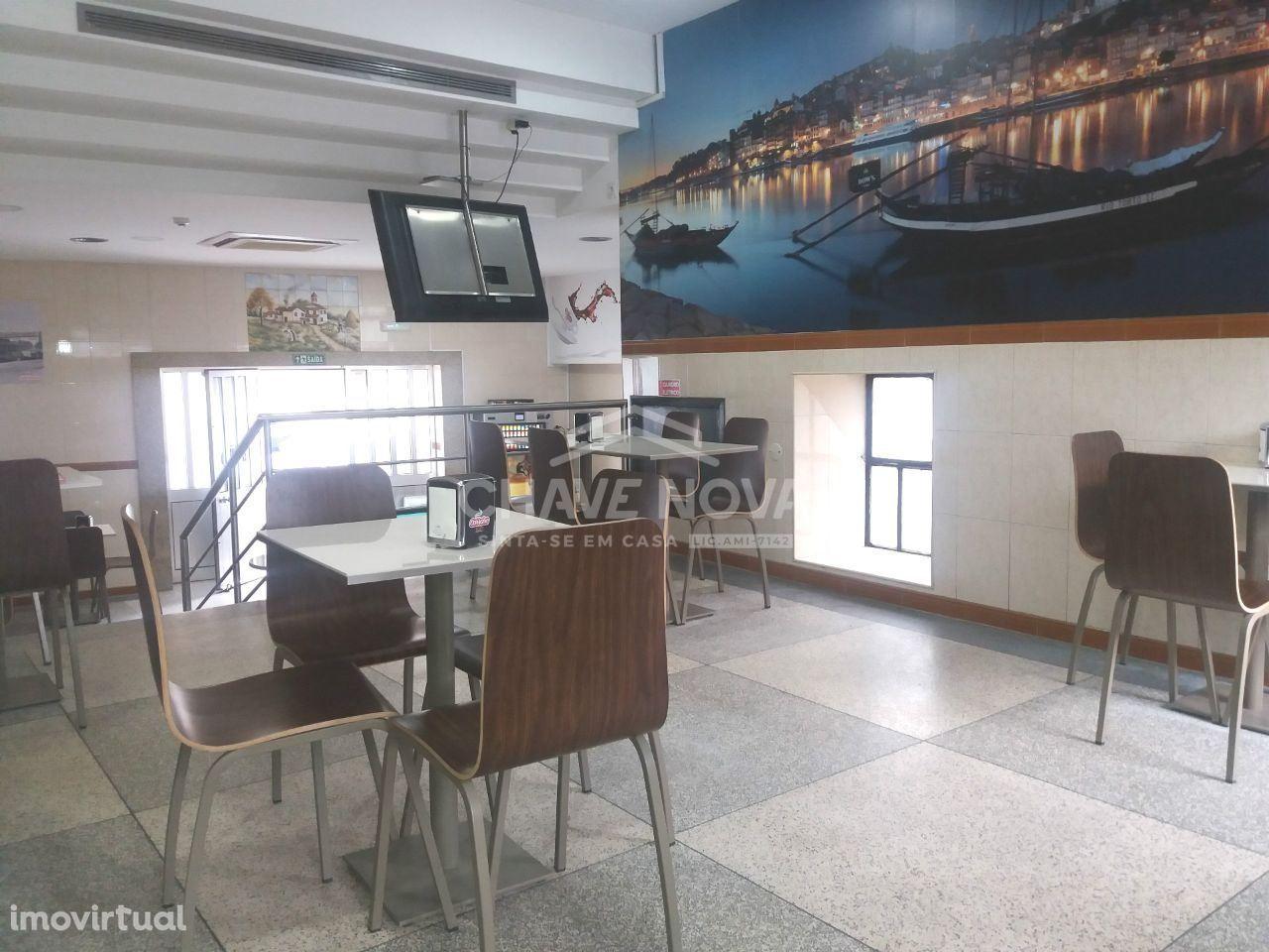 Café Trespasse - São Mamede do Coronado (Trinaterra)