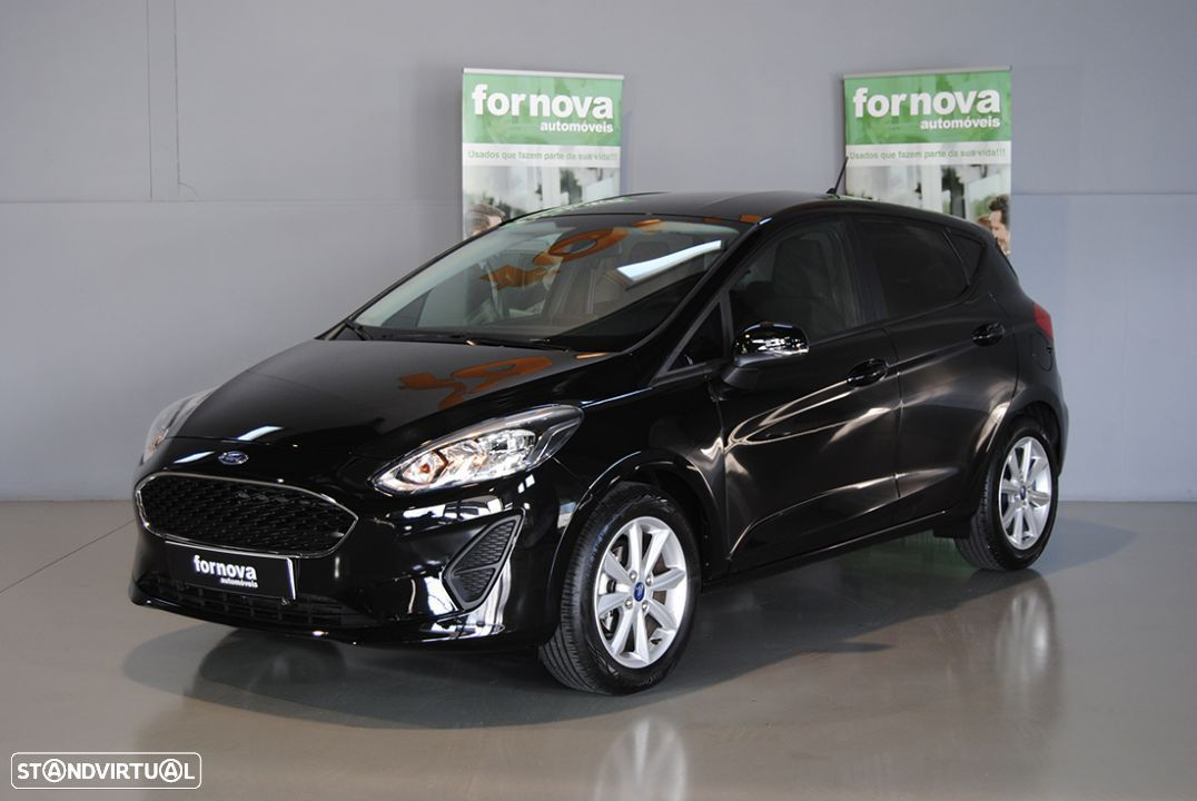 Ford Fiesta 1.1 Ti-VCT Connected - 1