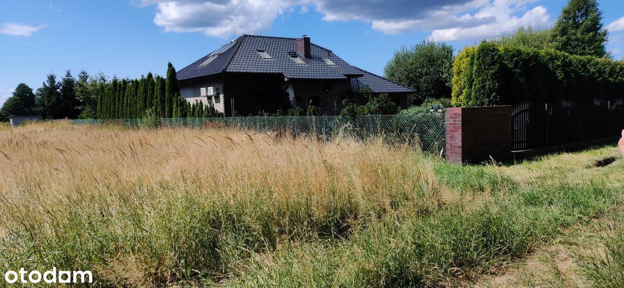 Działka budowlana 1960m2 Goleniów-Krępsko