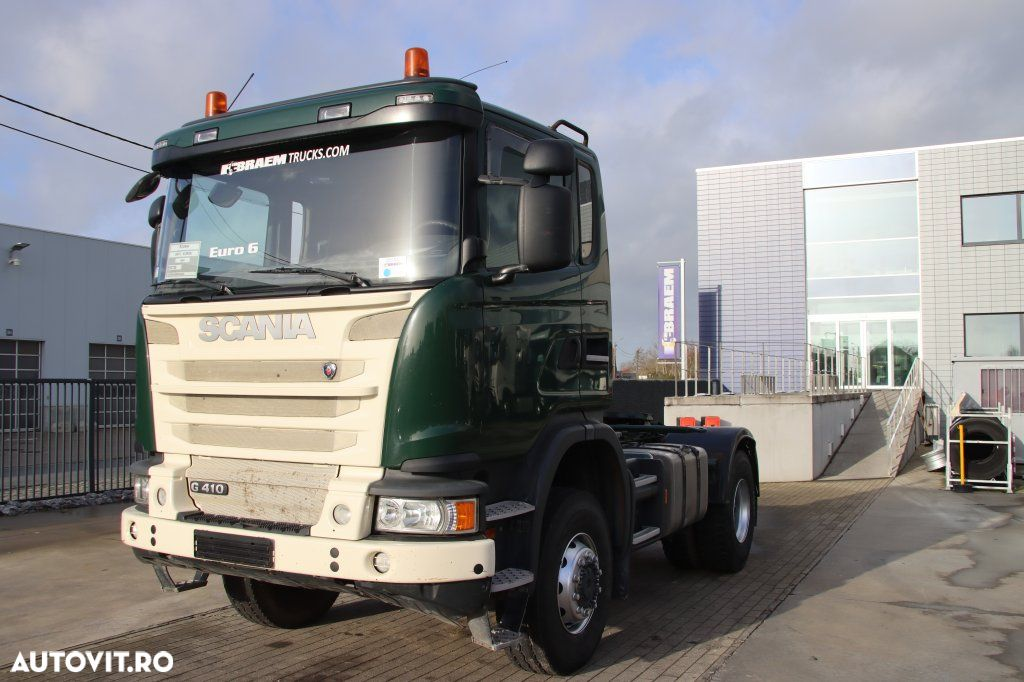 Scania G410 BBS - EURO 6 + KIPHYDR. - 1