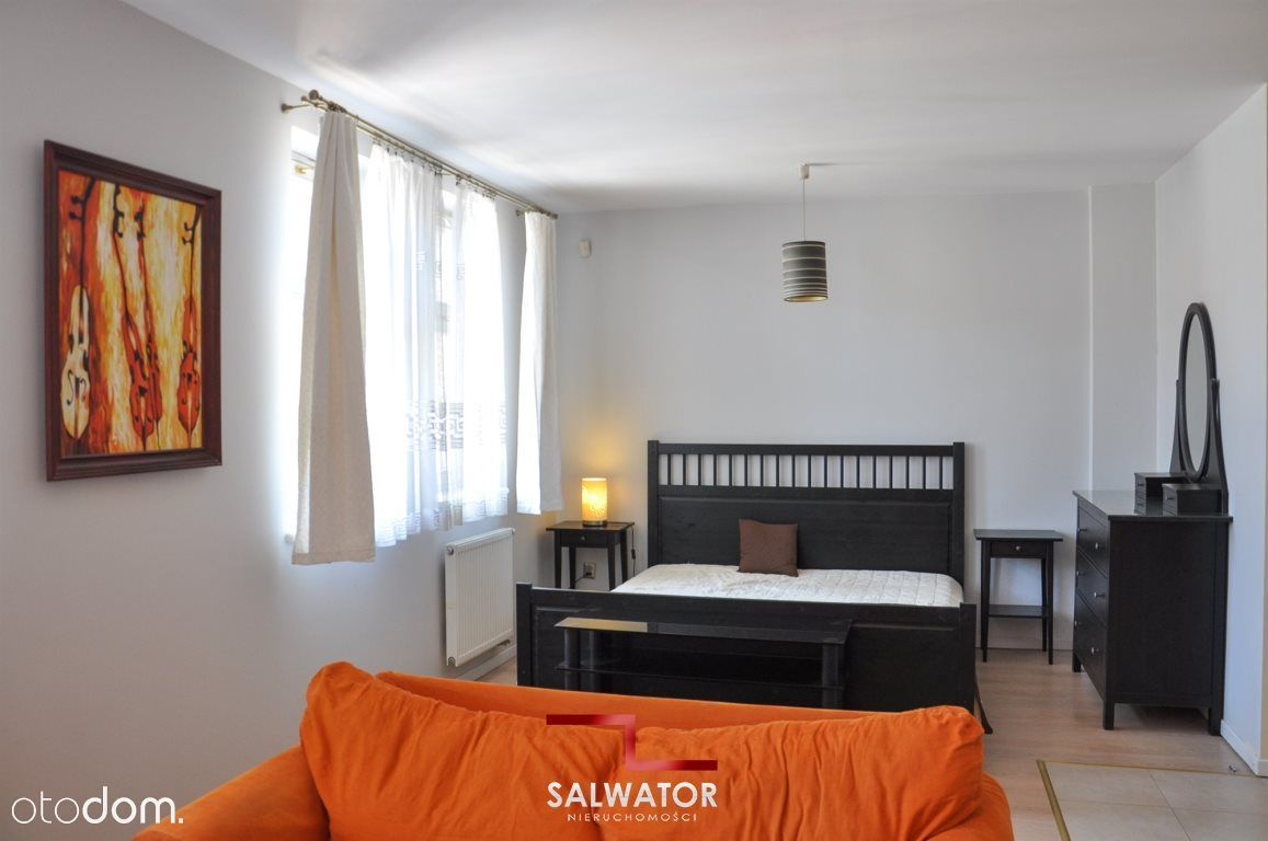 Kawalerka 39 m2 odrestaurowana kamienica Salwator