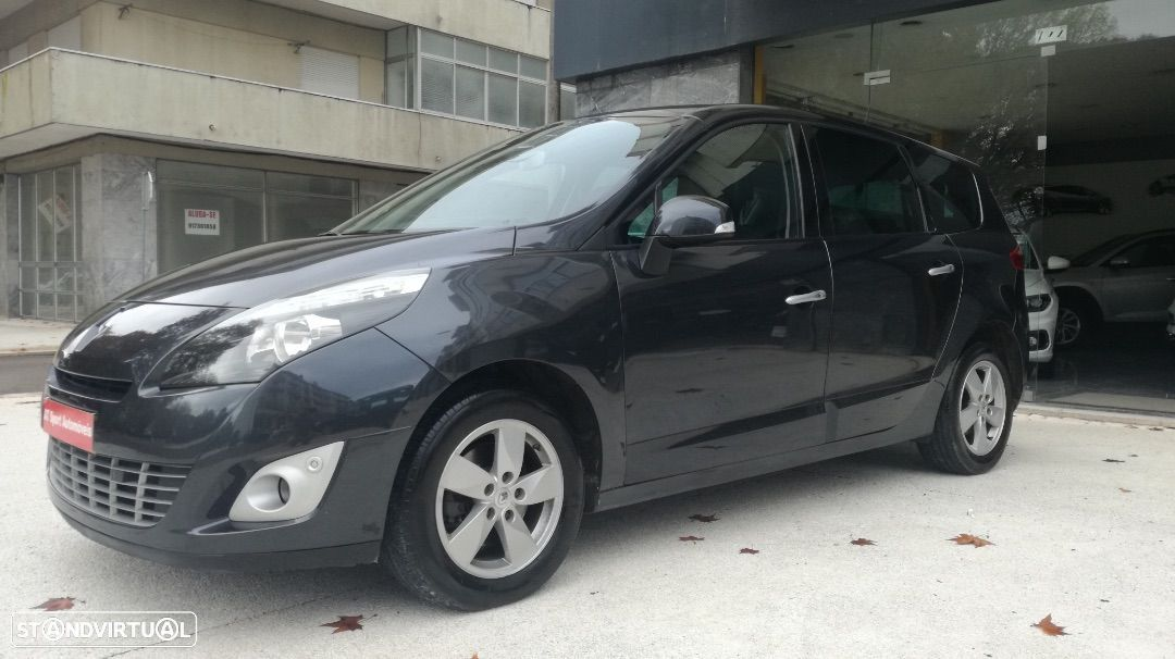 Renault Grand Scénic 1.5 dCi Luxe 7L - 28