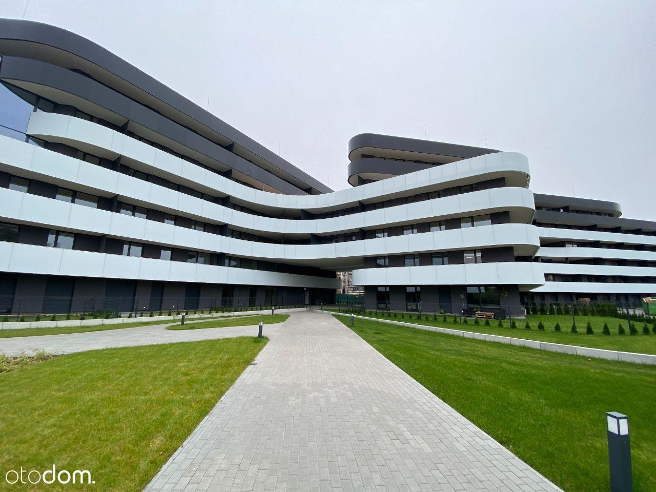 Apartament w Perłowej Dolinie, taras 130m2 i 30m2