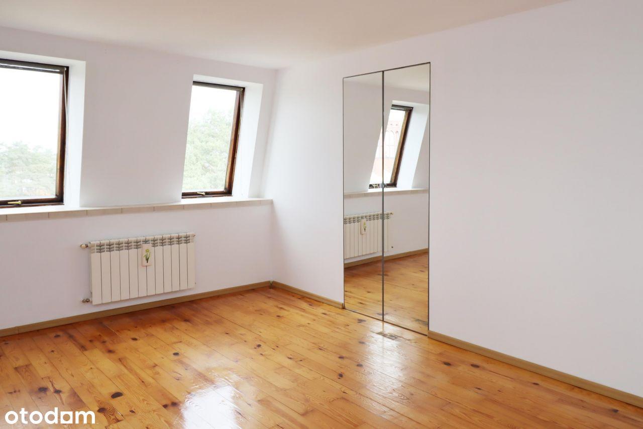 Przestronne mieszkanie dla aktywnych