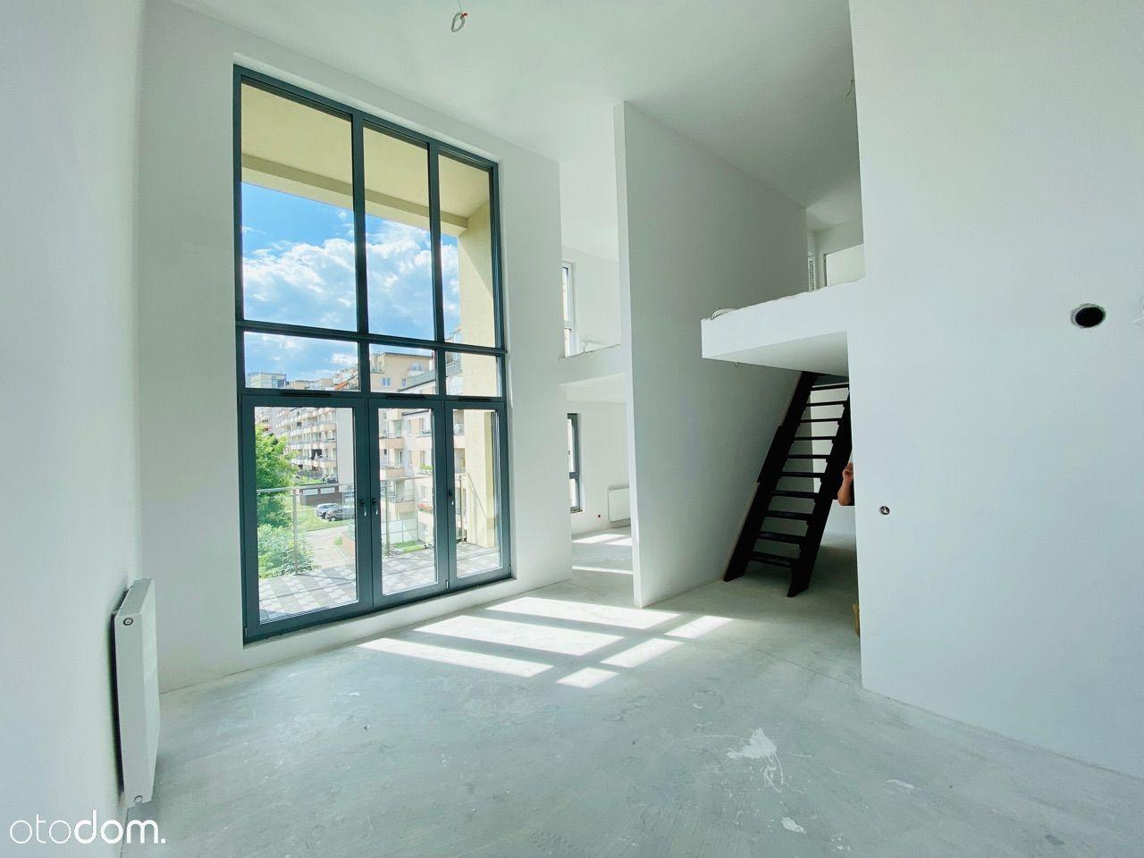 Apartament dla wymagających, sufit 5,5m! GOTOWY
