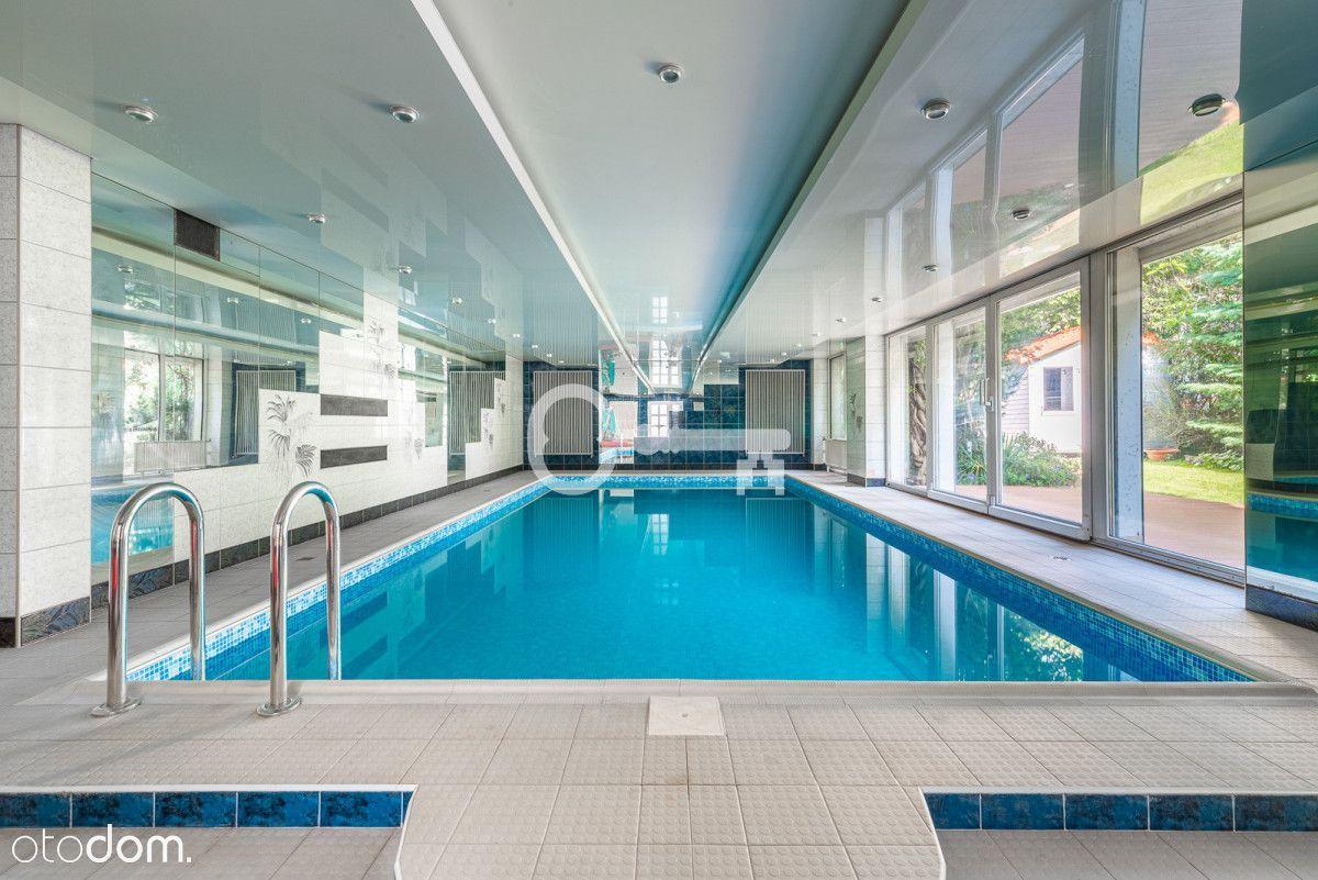 Dom z basenem w Gdyni Orłowo