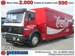 Mercedes-Benz Sk 1420 4x2 Ohne Motor, Getriebe! Without Engine, Gear! - 1