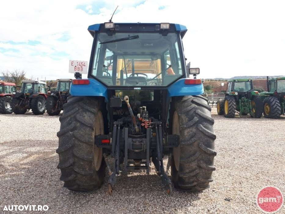 New Holland Ts100 4wd - 3