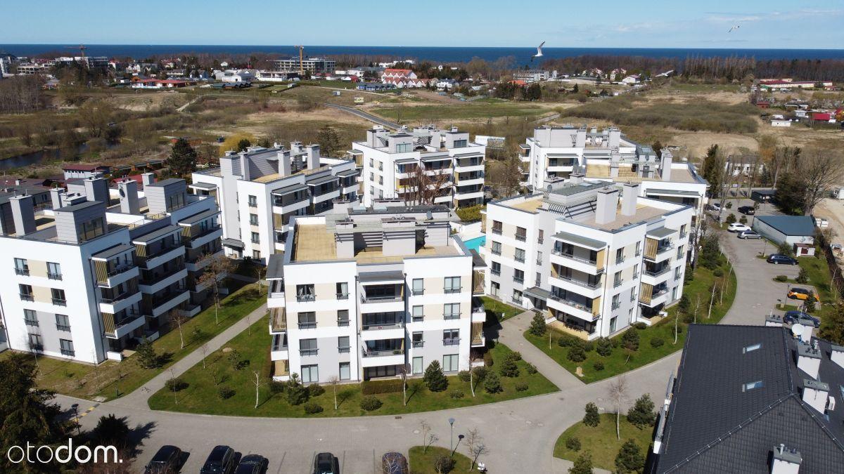 Kameralny apartament Rezydencja Ustronie Morskie