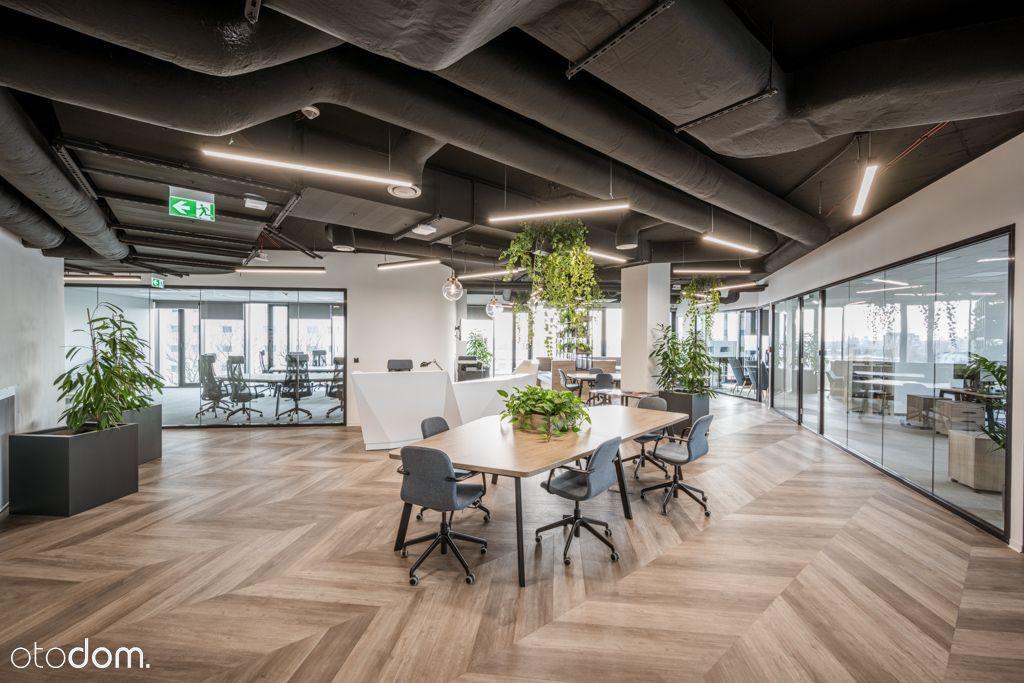Do wynajęcia moduł biurowy 400 m2 w nowym biurowcu