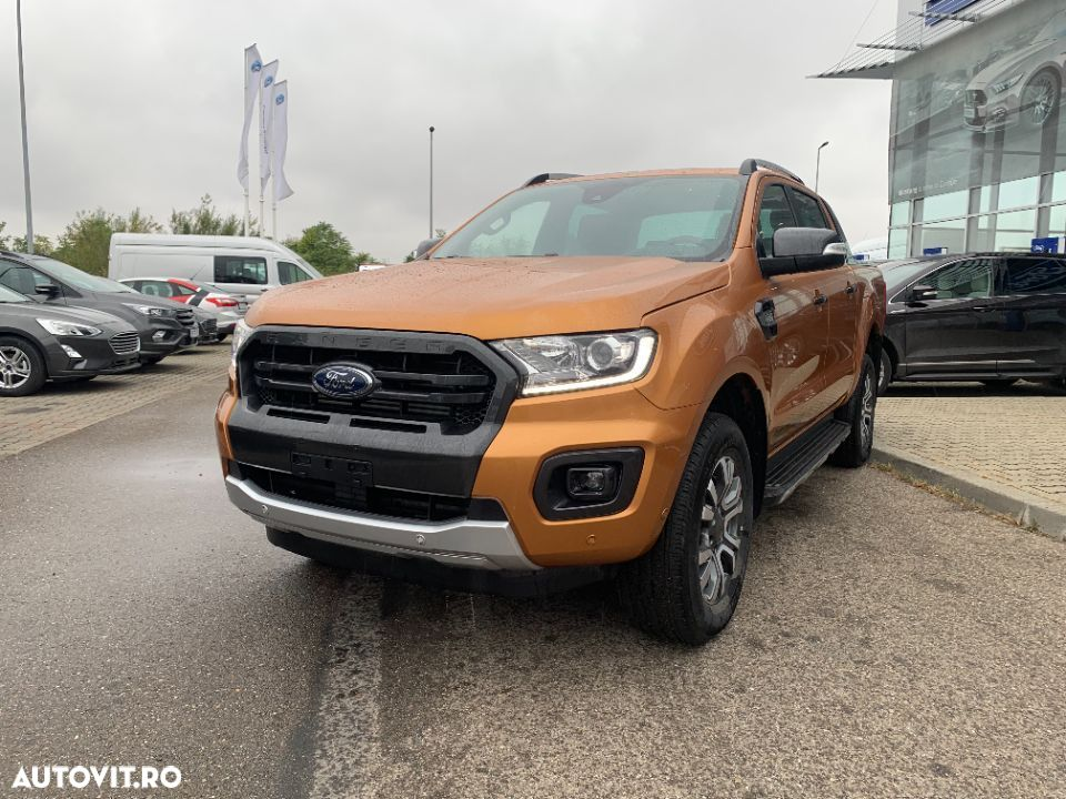 Ford Ranger Pick-Up - 3