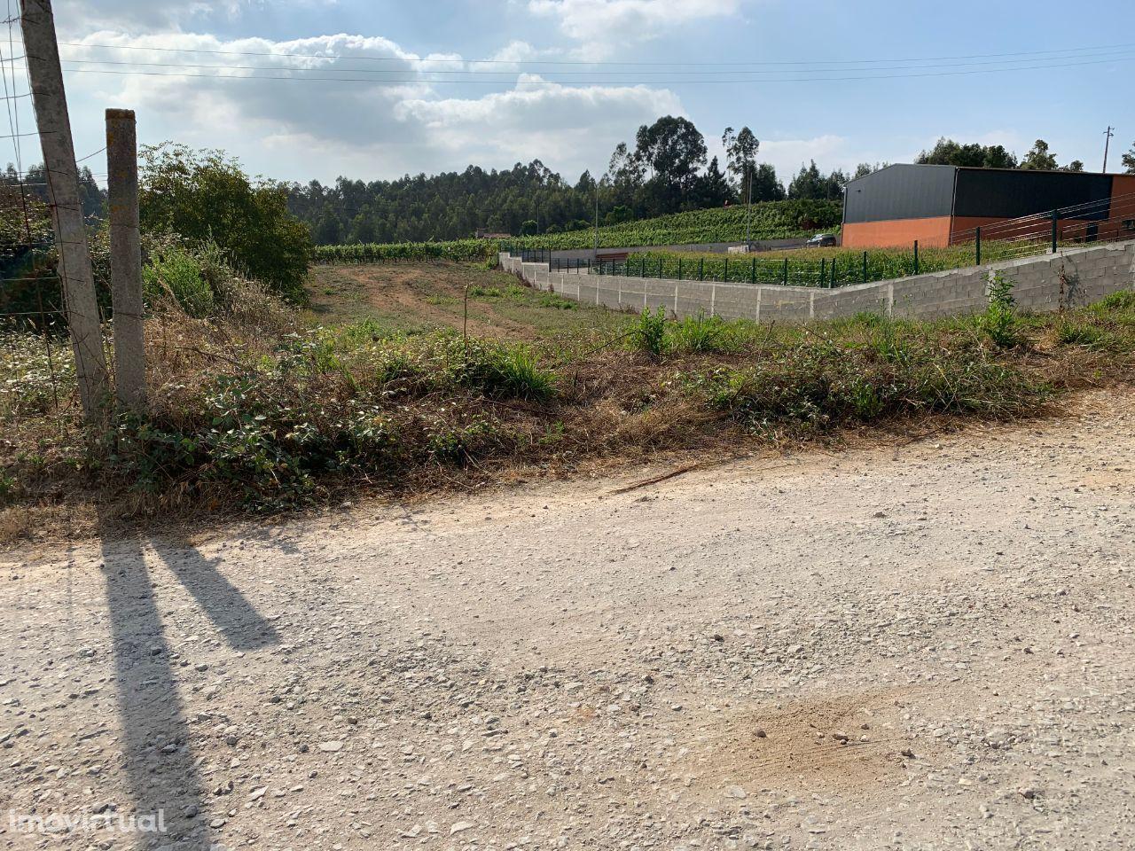 Terreno para construção em Minas, São Martinho, Aguada de Cima.