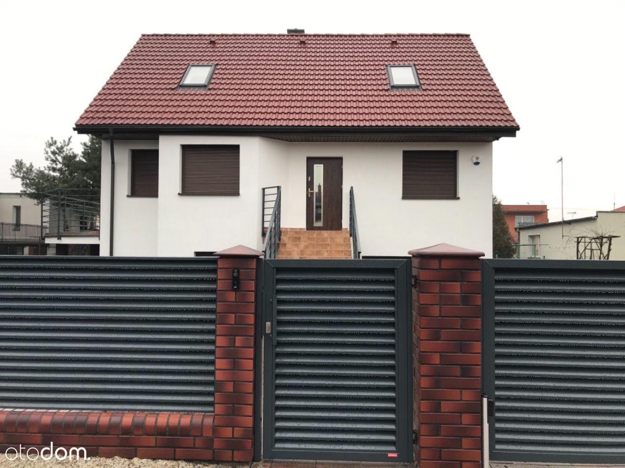 Nowy dom - wysoki standard