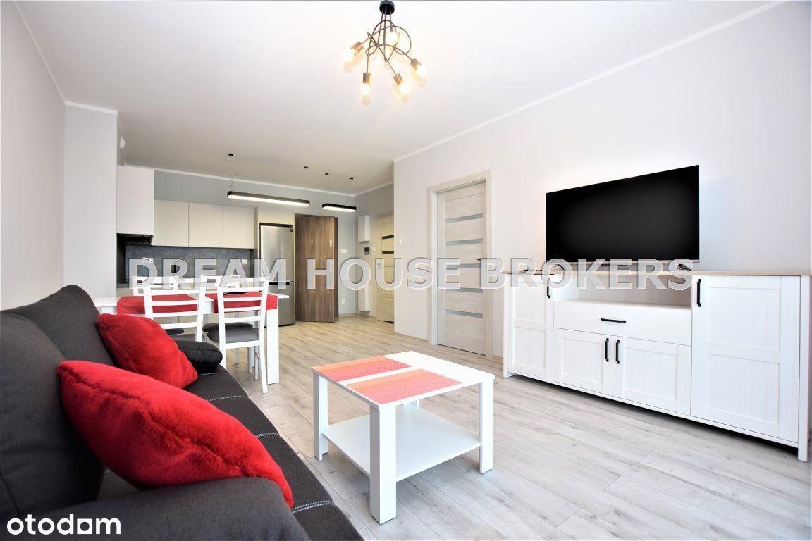 Nowy apartament 55m2 z garażem w Capital Towers!!