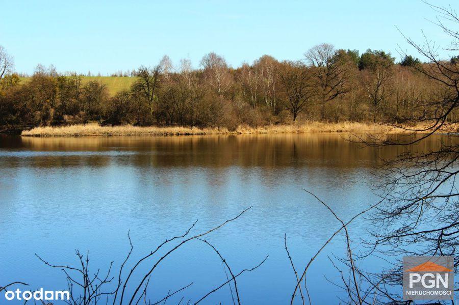 Kompleks działek na sprzedaż blisko jeziora w Nien