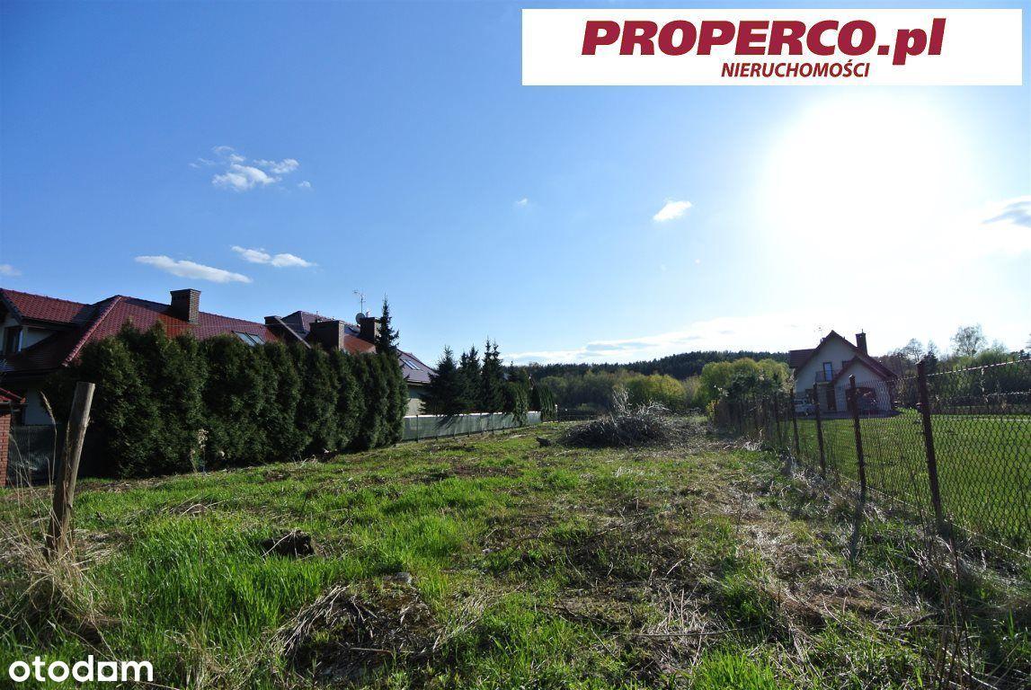 Budowlana działka 2884 m2, Wilanów - Powsin