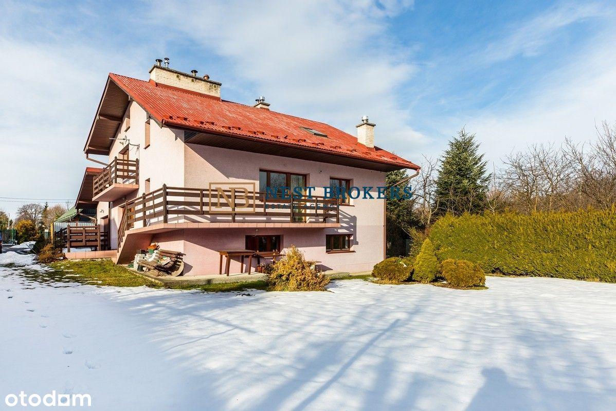 Dom dla Rodziny blisko Wieliczki
