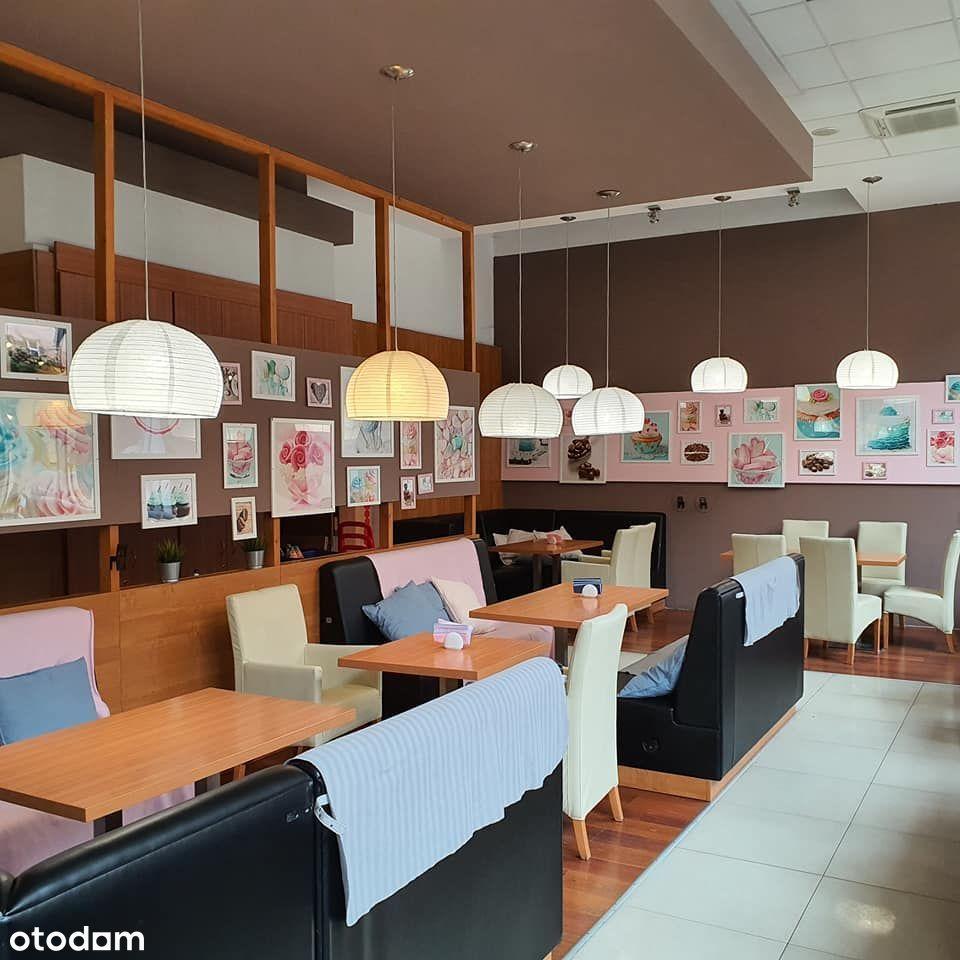 Kawiarnia 135 m2 w centrum Zabrza z wyposażeniem