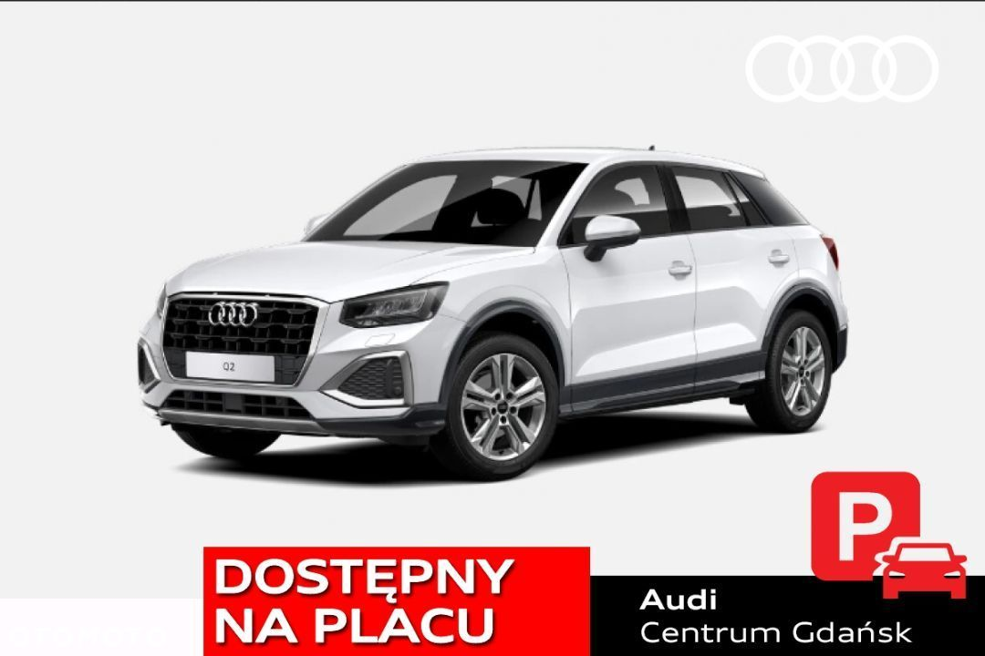 Audi Q2 / 3 pakiety / Smartphone / Protection / Parking - 1