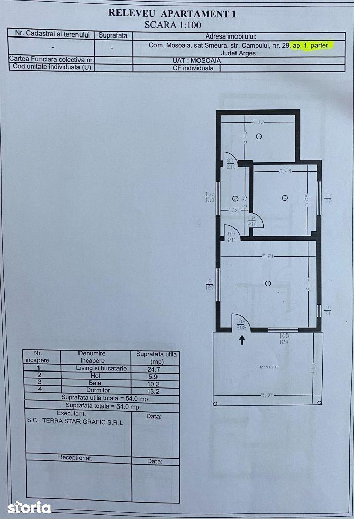 Apartamente 2 si 3 camere Trivale | Campului