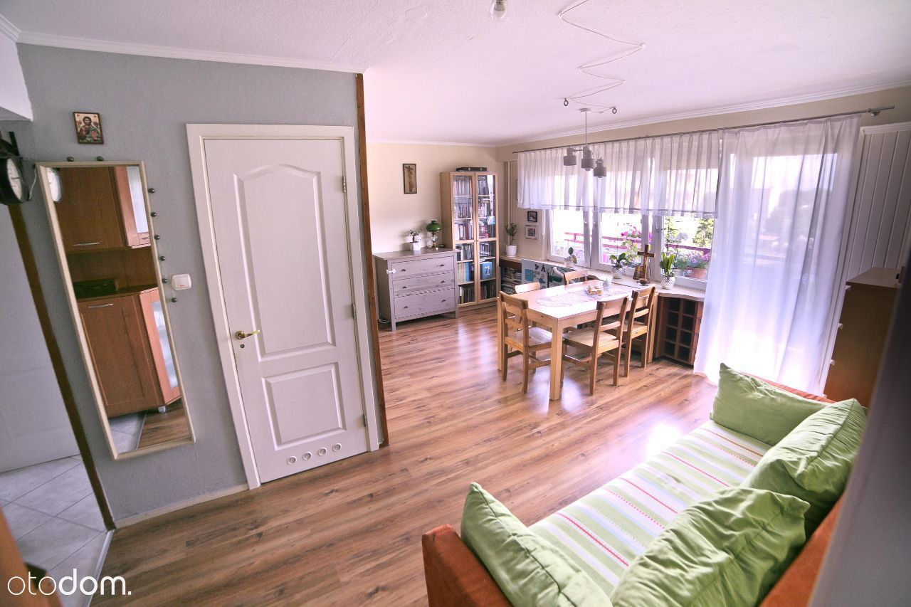 Mieszkanie 3 pok. 60m2, os. Rodziewiczówny