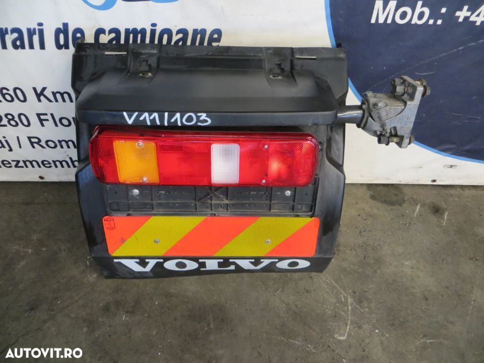 ARIPA SPATE STG CU SUPORT SI STOP VOLVO FH500 EURO 6 - 2