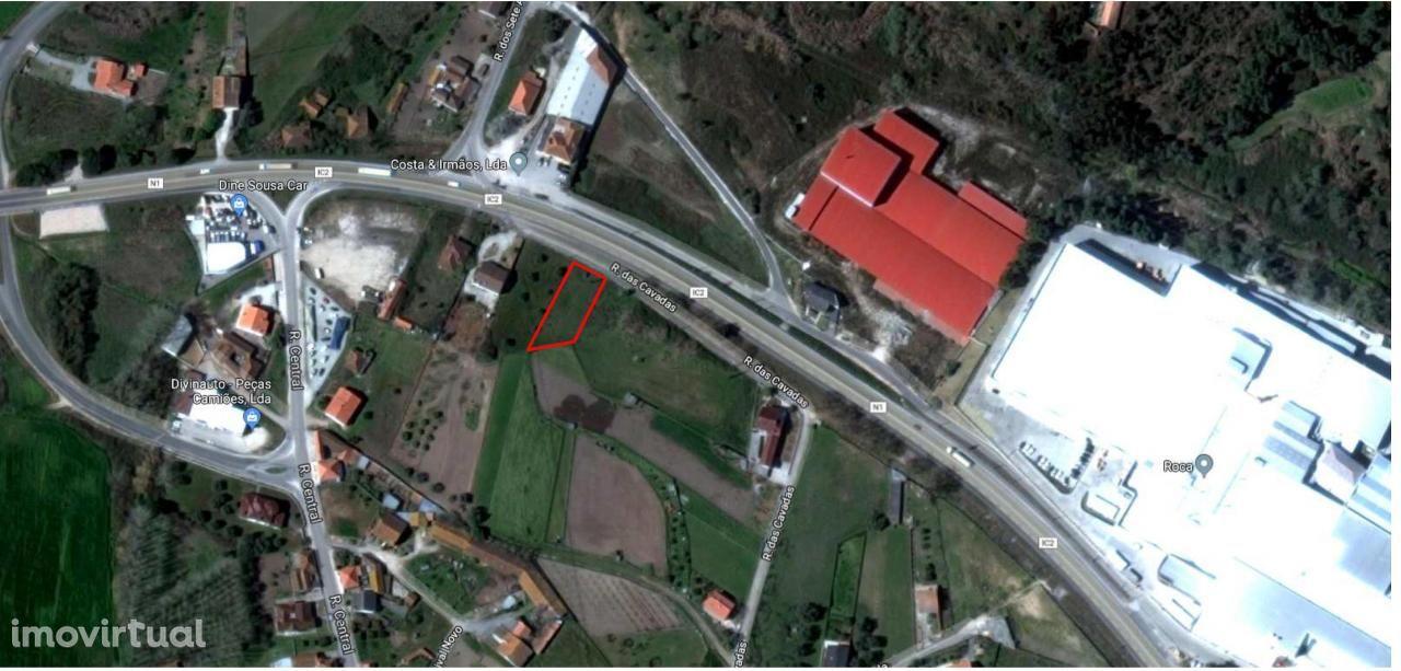 Terreno rústico com 650 m2