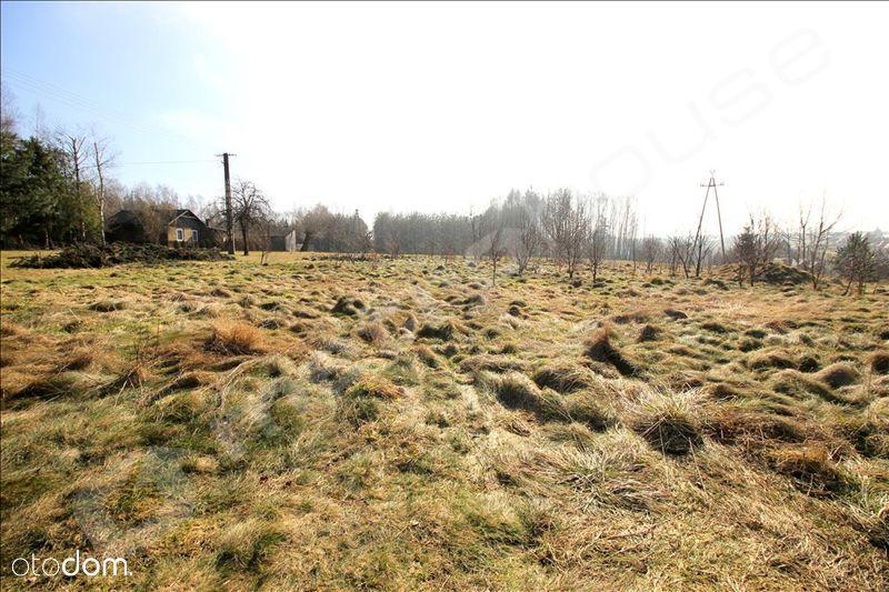 Działka na sprzedaż, Huta Dłutowska, Pabianicki