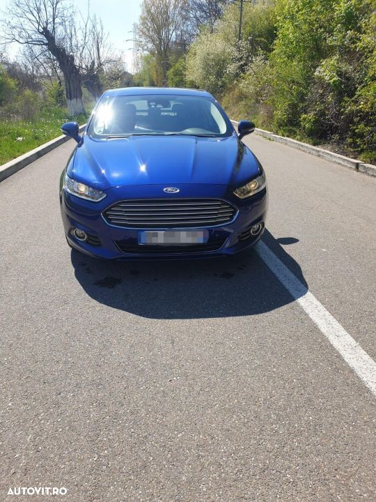 Ford Mondeo - 2