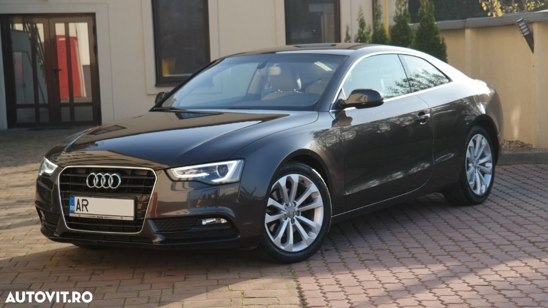 Audi A5 Coupe - 1