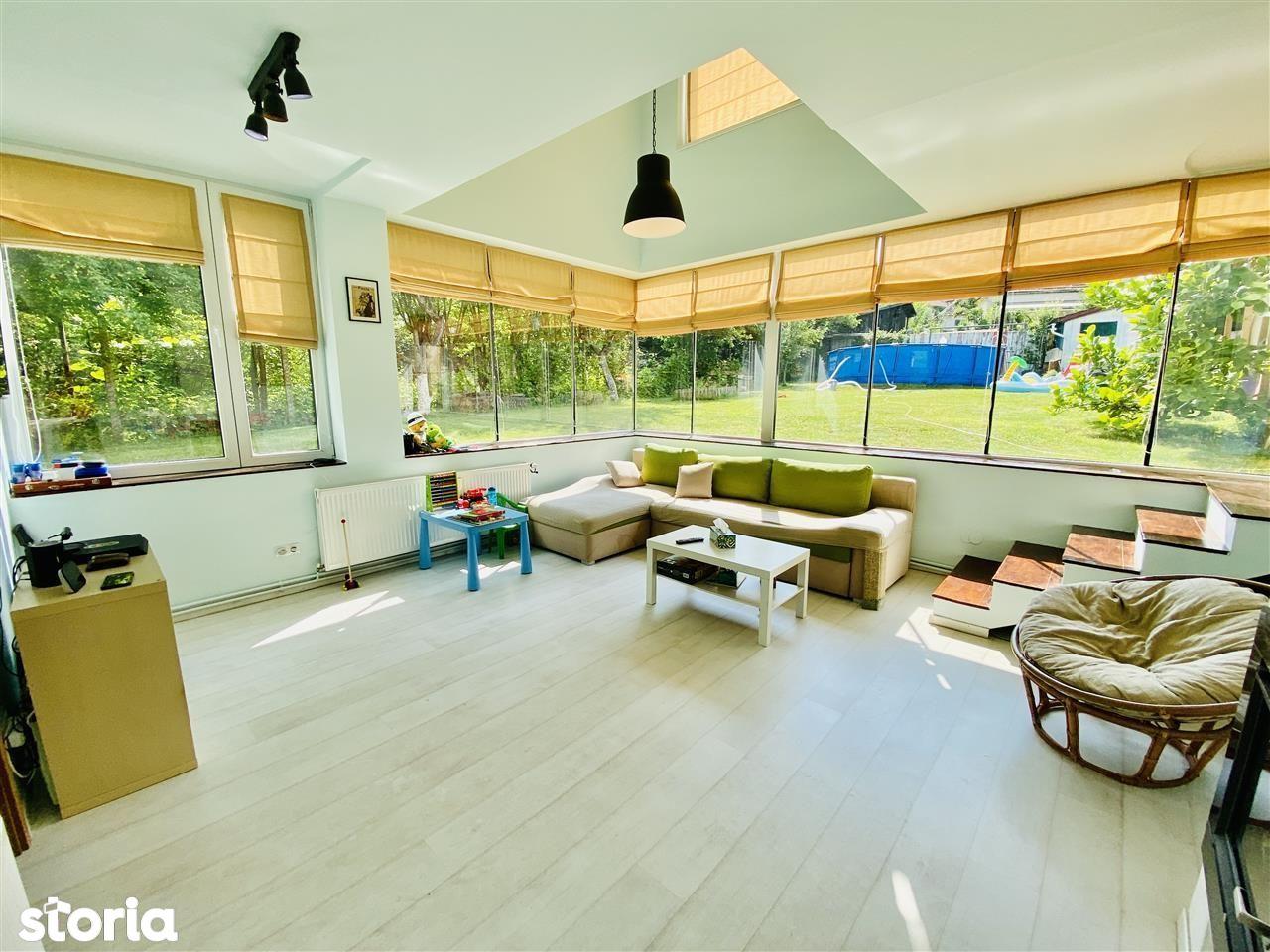 Casa individuala - 3 bai - teren 422 mp - zona Strand
