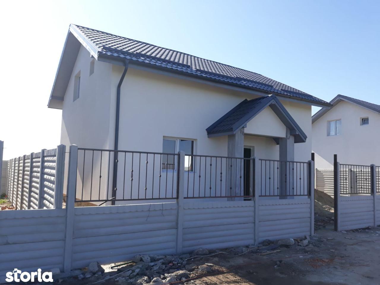 Casa 4 camere- 2 bai- Magurele-Varteju