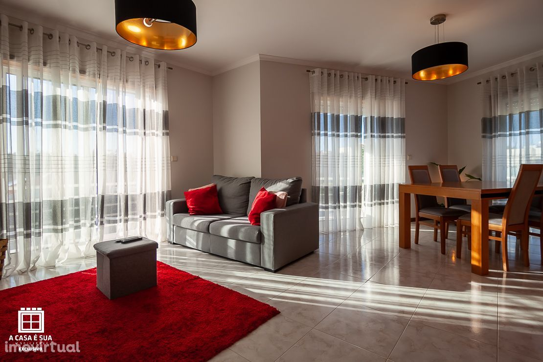 Apartamento T3 com boas áreas em Válega