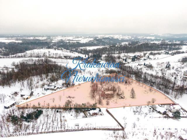 Działka, 14 600 m², Poręba Żegoty